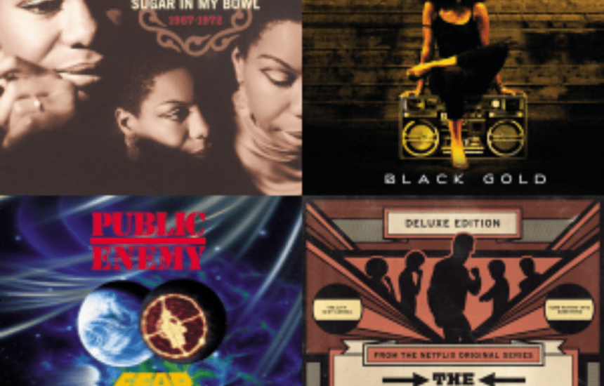 Black Gold Playlist