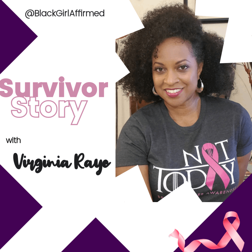 Survivor Story Virginia Raye