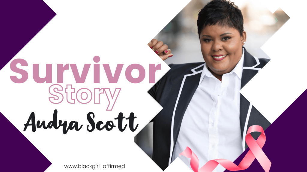 Survivor Story: Audra Scott